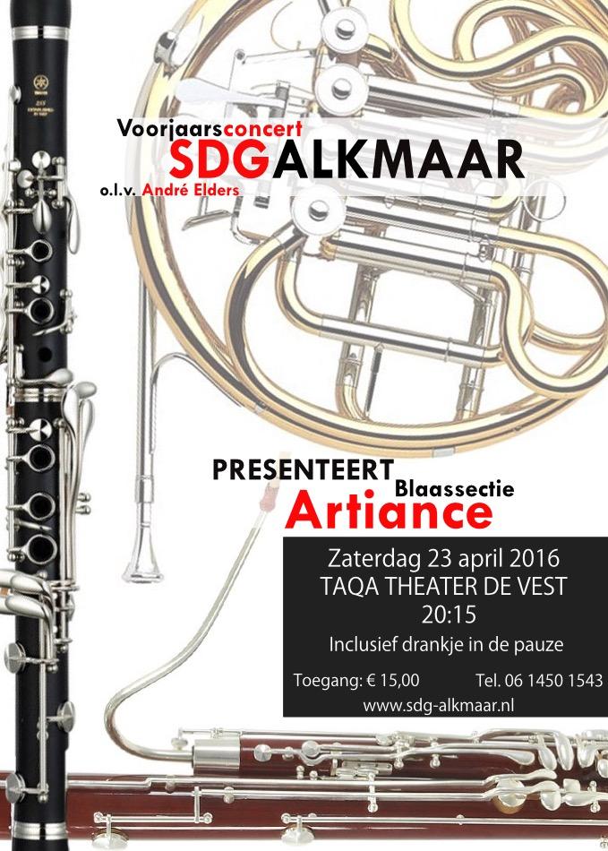 Flyer VJC 2016 SDG Alkmaar